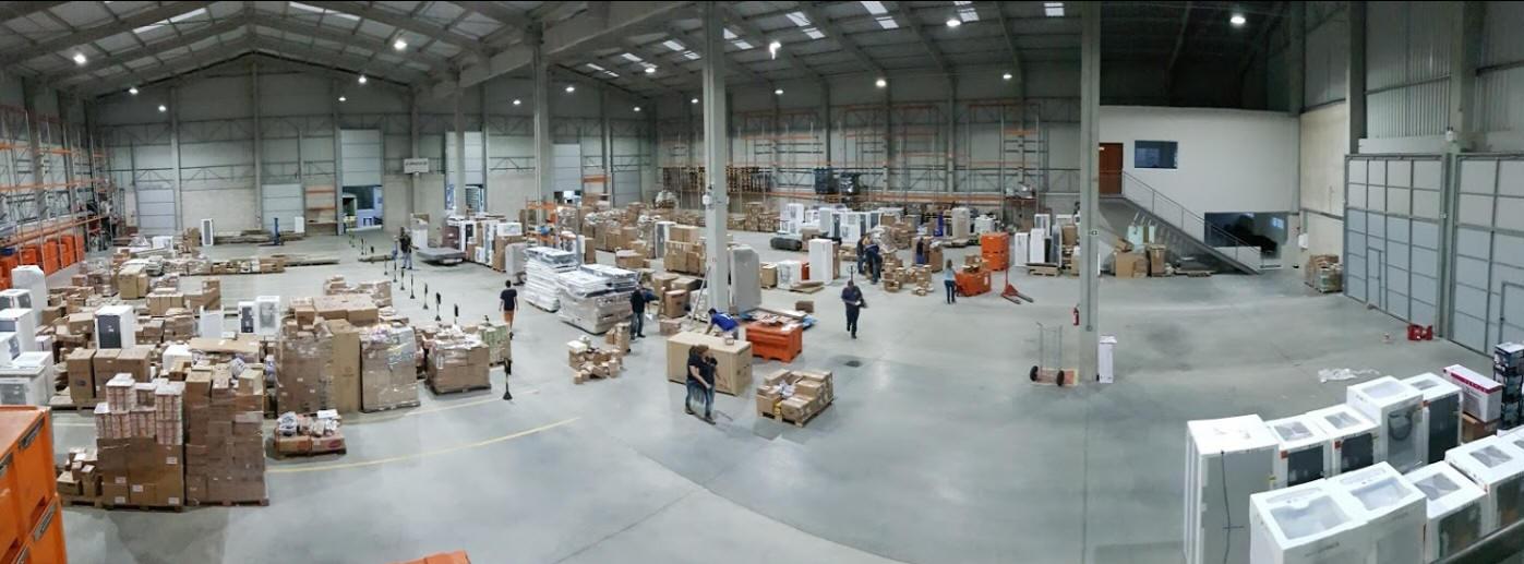 Logistica no Paraná | Distribuição no PR